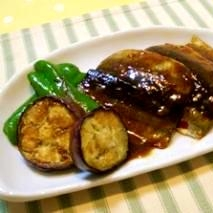秋刀魚の中華風蒲焼♪