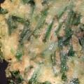 ニラチヂミ
