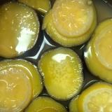 ☆さつまいもの蜂蜜レモン煮☆おやつにも◎