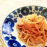 トマトジュースで簡単!トマツナスパゲティー