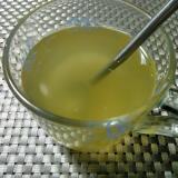 ふぅ~っとリラックス☆柚子緑茶