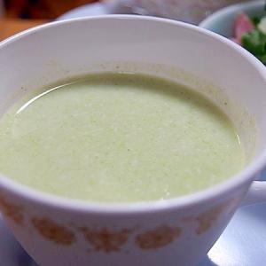 アスパラポタージュスープ