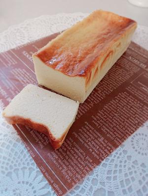 チーズテリーヌならぬヨーグルトテリーヌ