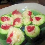 塩麹梅胡瓜