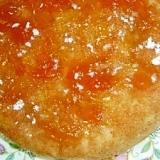 林檎のケーキ☆炊飯器&HM