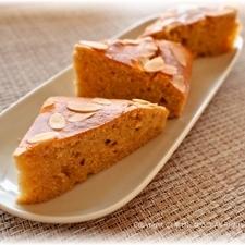 キャラメルティケーキ