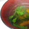 かぼちゃの和風スープ