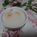 コラーゲンゼリーꕤ甘酒ヨーグルトスープ