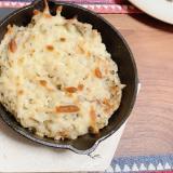 卵白消費に☆長芋の和風チーズ焼き