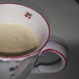 体温まるラムコーヒー