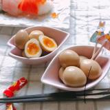 簡単♡美味♡うずら卵の味玉