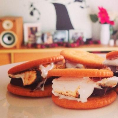 パンケーキブームの次はマシュマロブーム!簡単にできるマシュマロスイーツレシピ!