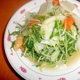 冬野菜の塩煮