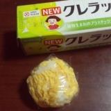 錦糸卵のおにぎり