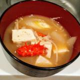 北海道の郷土料理♡べっこう汁