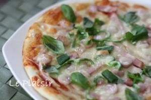 サクサクの手作りピザの作り方!