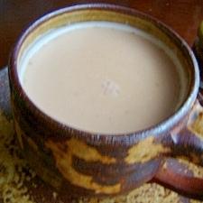 黒糖生姜のカフェオレ♪