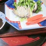究極グルメ☆ 「蝦夷あわびの肝醤油」