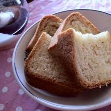 HBで簡単になんちゃってフルーツパン!?