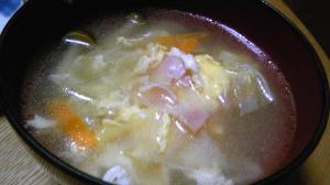 具沢山野菜スープ