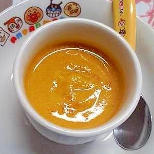 離乳食にも♪カボチャスープ☆