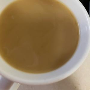 アップルシナモンで作るミルクティー