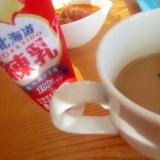 練乳のベトナムコーヒー
