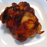 チキンのはちみつ漬け焼き