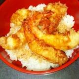 お店の味☆海老天丼