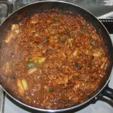 高血圧高血糖予防☆乾燥野菜と乾燥きのこで煮味噌鍋