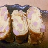 お弁当に★魚肉ソーセージ入り厚焼き卵