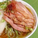 ベジヌードル入り冷麺