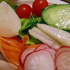 野菜が美味しい♪イタリアンドレッシング☆