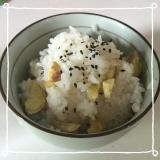 ほっぺが落ちる~!「栗」の主食レシピ