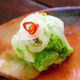 白菜のスパイシー漬け*白菜漬物