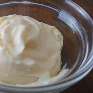 レンジで簡単!全卵カスタードクリーム