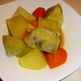 珍しい食材☆ずいき芋の煮物