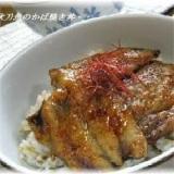 """秋の味覚!梅シソご飯で""""さんまの蒲焼き丼"""""""