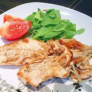 時短!中華ドレッシングで作る♪白身魚のソテー。