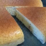 炊飯器とHM 第2段☆ジャム入りヨーグルトケーキ