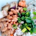 腸活!納豆とぬか漬けの和え物