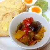 完熟トマトで作る*ラタトゥイユ