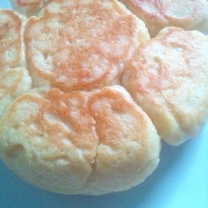 炊飯器で☆豆腐のもちふわちぎりパン