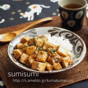 本格・麻婆豆腐