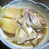 ハッピー! タイのお頭煮【美味しく節約レシピ】