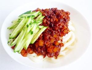 チャジャンミョン 韓国ジャージャー麺