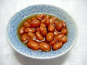 金時豆の甘煮♪美味しい煮豆☆