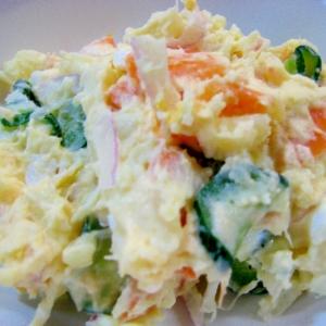 旨い!☆鮭フレーク入りポテトサラダ☆
