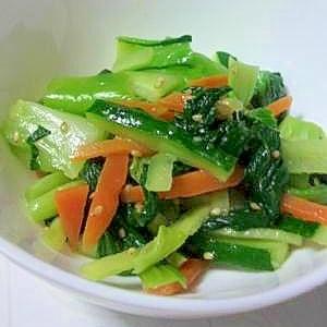 3種の野菜のナムル