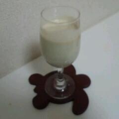 ブレンダーDE豆乳ドリンク(4)